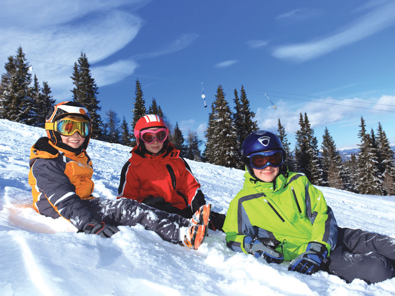Le regole per sciare sicuri