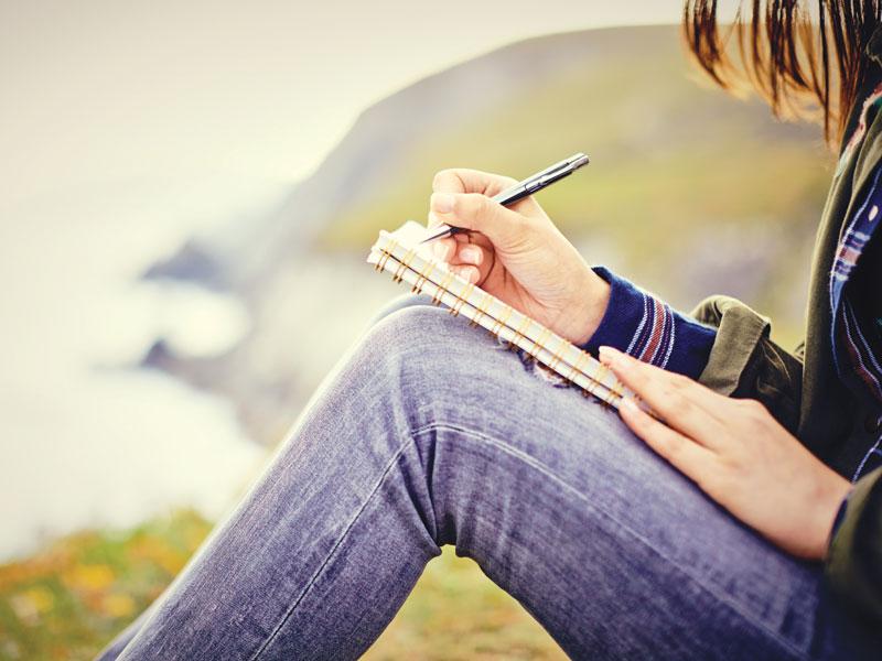 GG scrivere un diario1