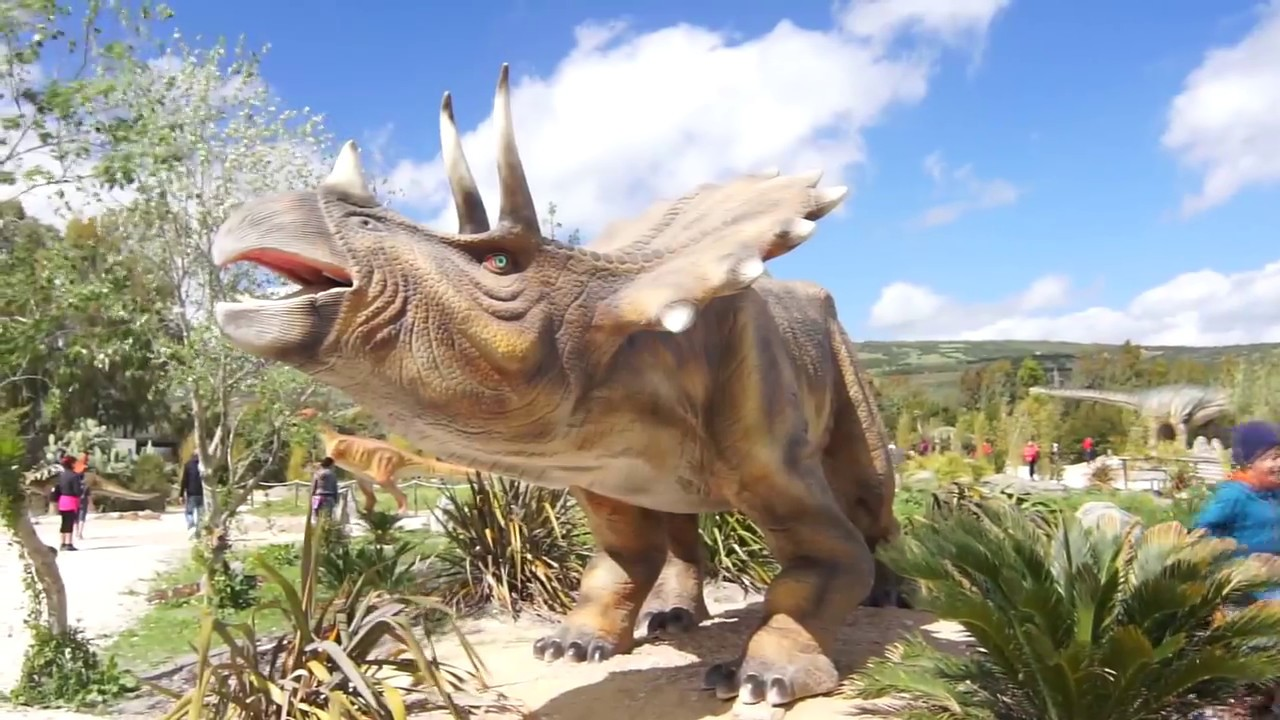 Parchi Dinosauri - Sardegna in miniatura