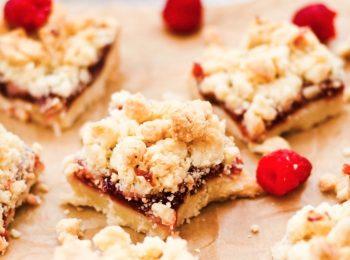 Shortbread alla marmellata, i biscotti della tradizione scozzese