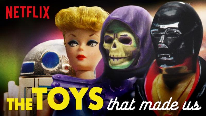 Documentari Netflix - I giocattoli della nostra infanzia