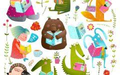 GG 17 feb ho letto che gli animali del bosco leggono scuola holden