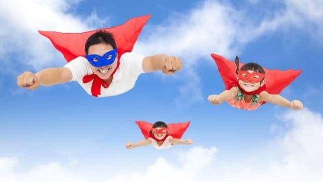 GG 3 mar superpoteri per supereroi museo del cinema