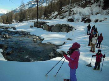 Con Naturalp a febbraio, ciaspolate sulla neve a misura di famiglia