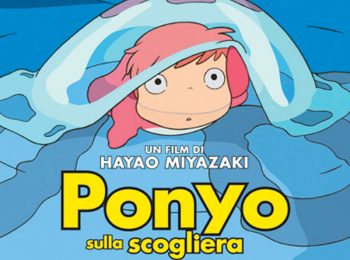Cinema con bebè – Ponyo sulla scogliera