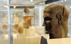 GG museo archeologico di milano a febbraio