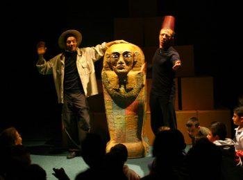 Teatro Il Trebbo a febbraio: due viaggi per mare e nella storia