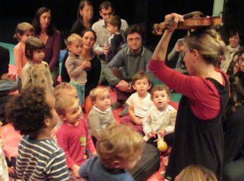 L'Unione Musicale kids a febbraio, appuntamenti in musica per famiglie