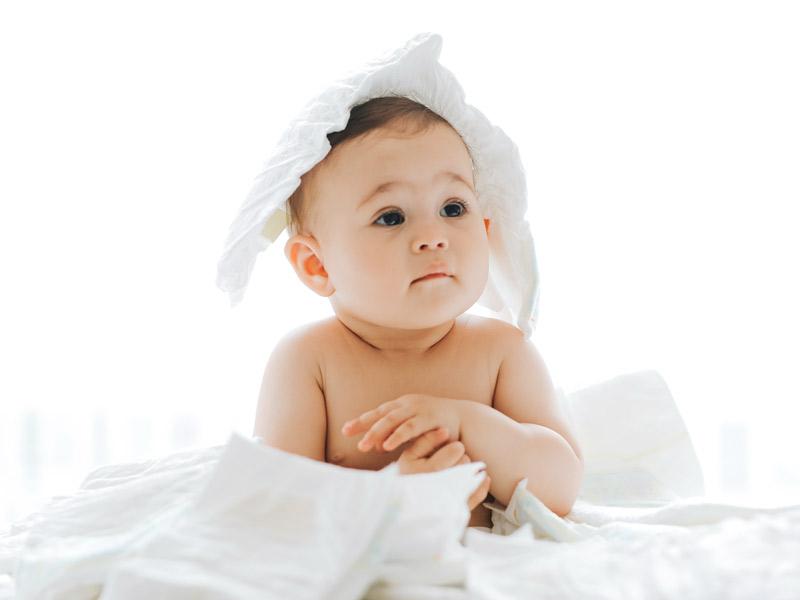 La cacca del neonato: tutto quello che c'è da sapere