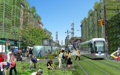 verde urbano salute bambini