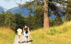 GG camminate family per un turismo lento