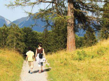 Camminate family per un turismo lento, in Italia