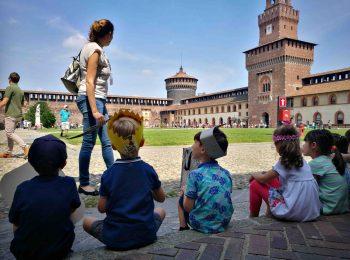 Cosa fare in famiglia al Castello Sforzesco a marzo