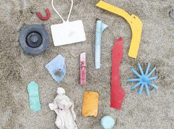 Creatività di primavera: giochiamo a pulire il mare