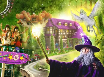 Year of Magic per Gardaland Resort 2019: una stagione davvero magica