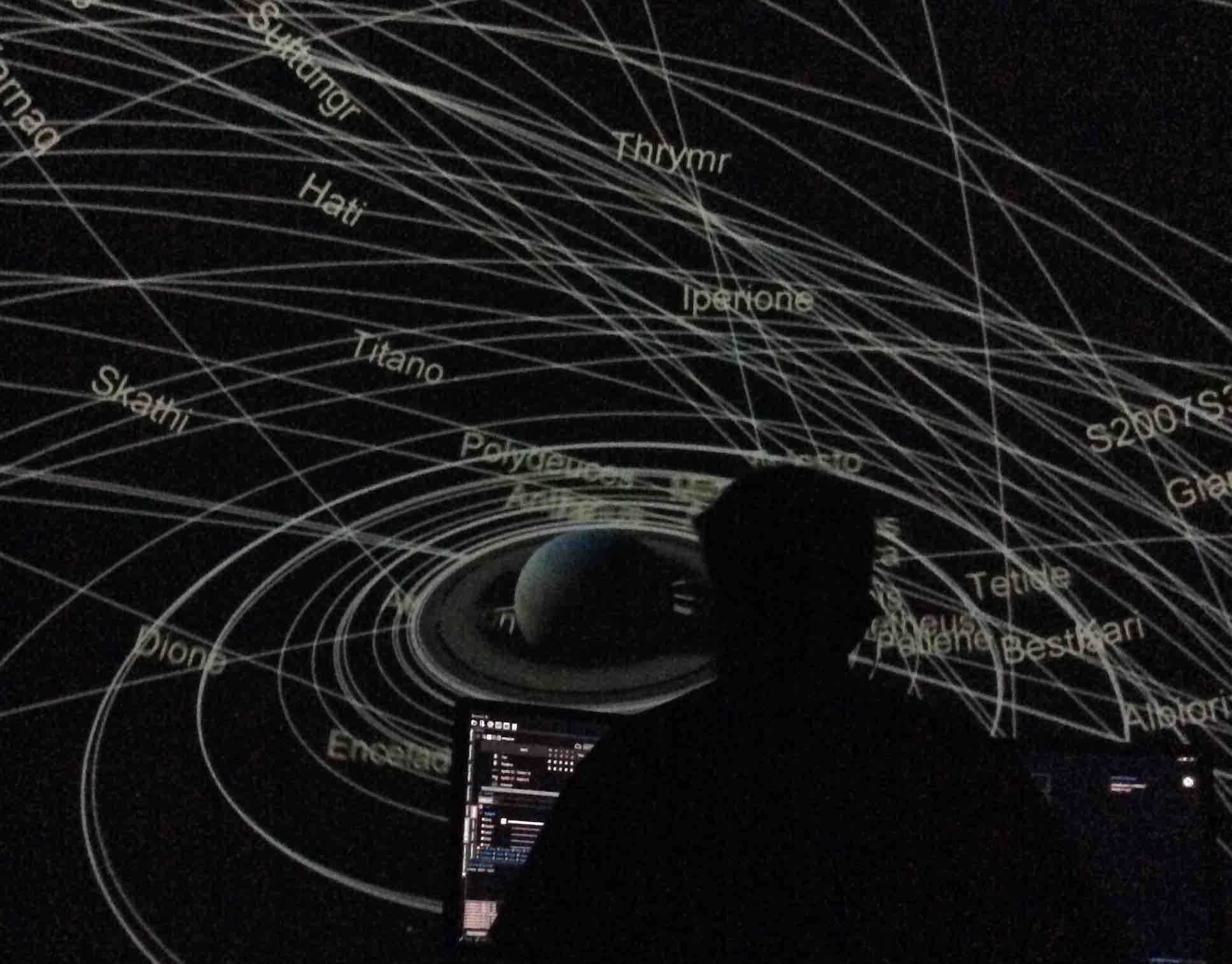 Da Infini.to a marzo, un weekend spaziale per i bimbi al Planetario di Torino