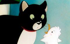 GG la gabbianella e il gatto