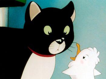 La gabbianella e il gatto di Enzo d'Alò torna al cinema!