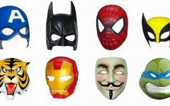 GG laboratorio di maschere per carnevale