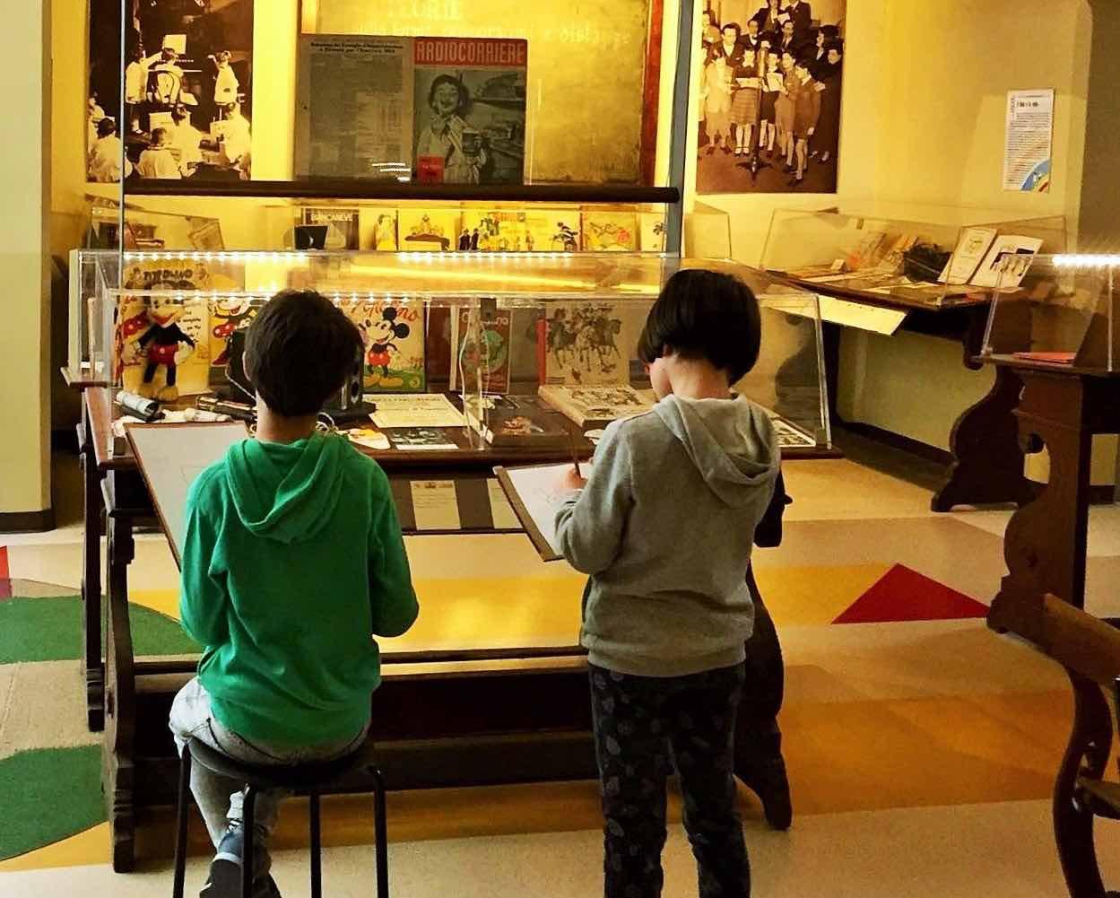 Marzo al MUSLI di Torino, con i suoi laboratori kids