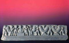 GG museo archeologico di milano a marzo