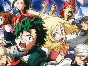 My Hero Academia The Movie – Two Heroes