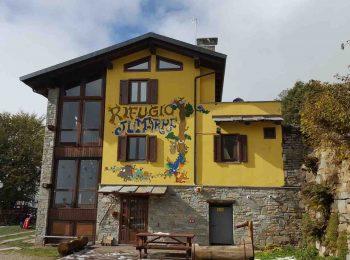 Rifugio Jumarre a marzo: in montagna con la famiglia