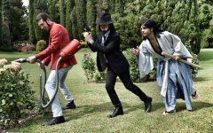 GG carnevale cosplay a mondojuve