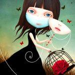 Caterina, l'amore, le maschere