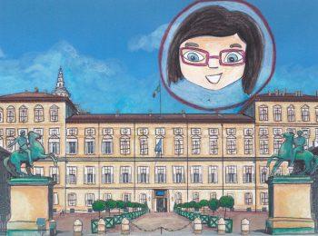 Attraverso gli specchi di Palazzo Reale