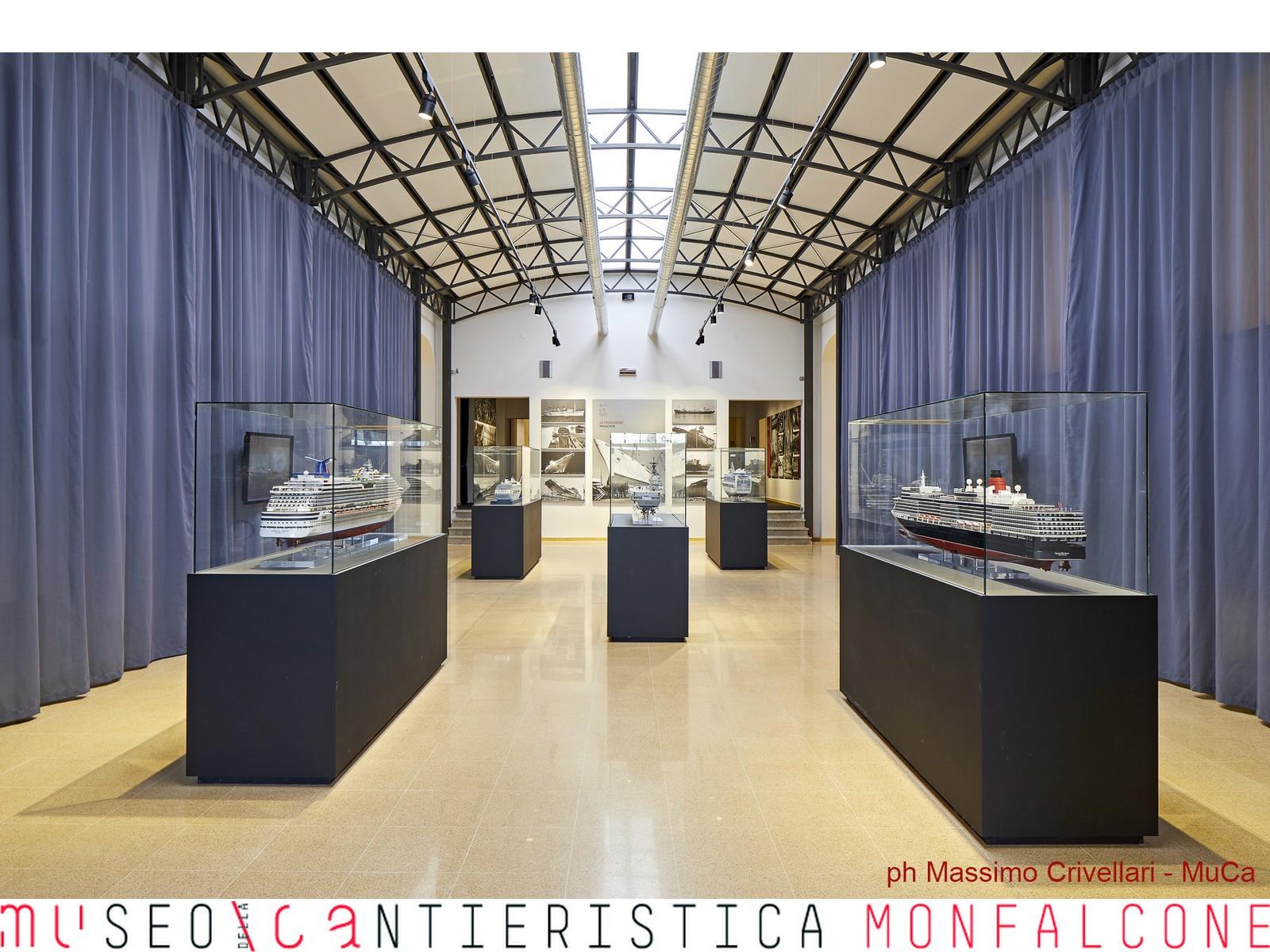 MUCA-Museo della Cantieristica - Monfalcone