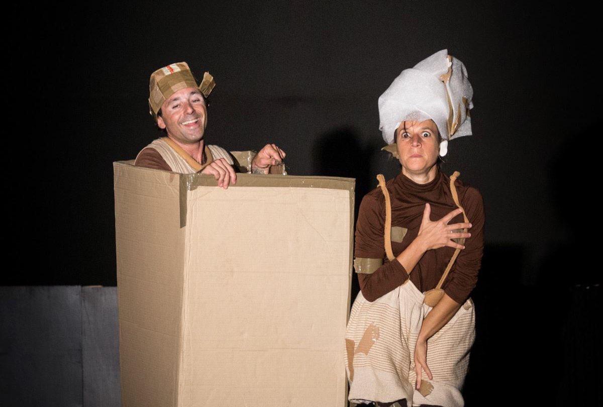 Spettacolo family di aprile al Teatro della Tosse