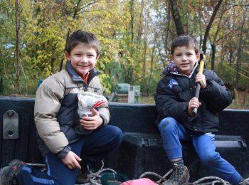 Crazy-Bosco ad aprile: nella natura in provincia di Lecco