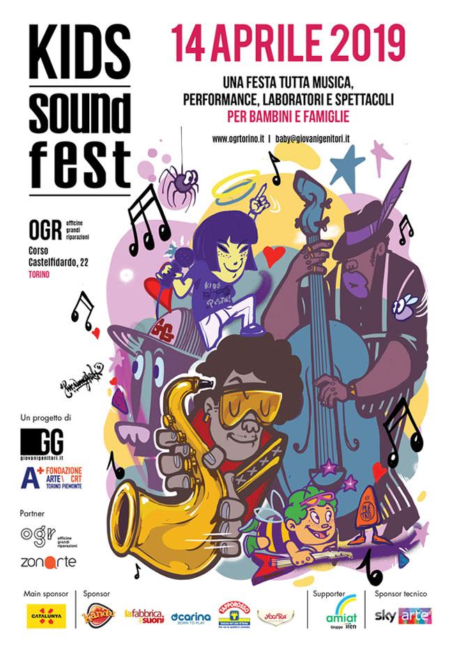 GG kids sound fest 2019 torino1