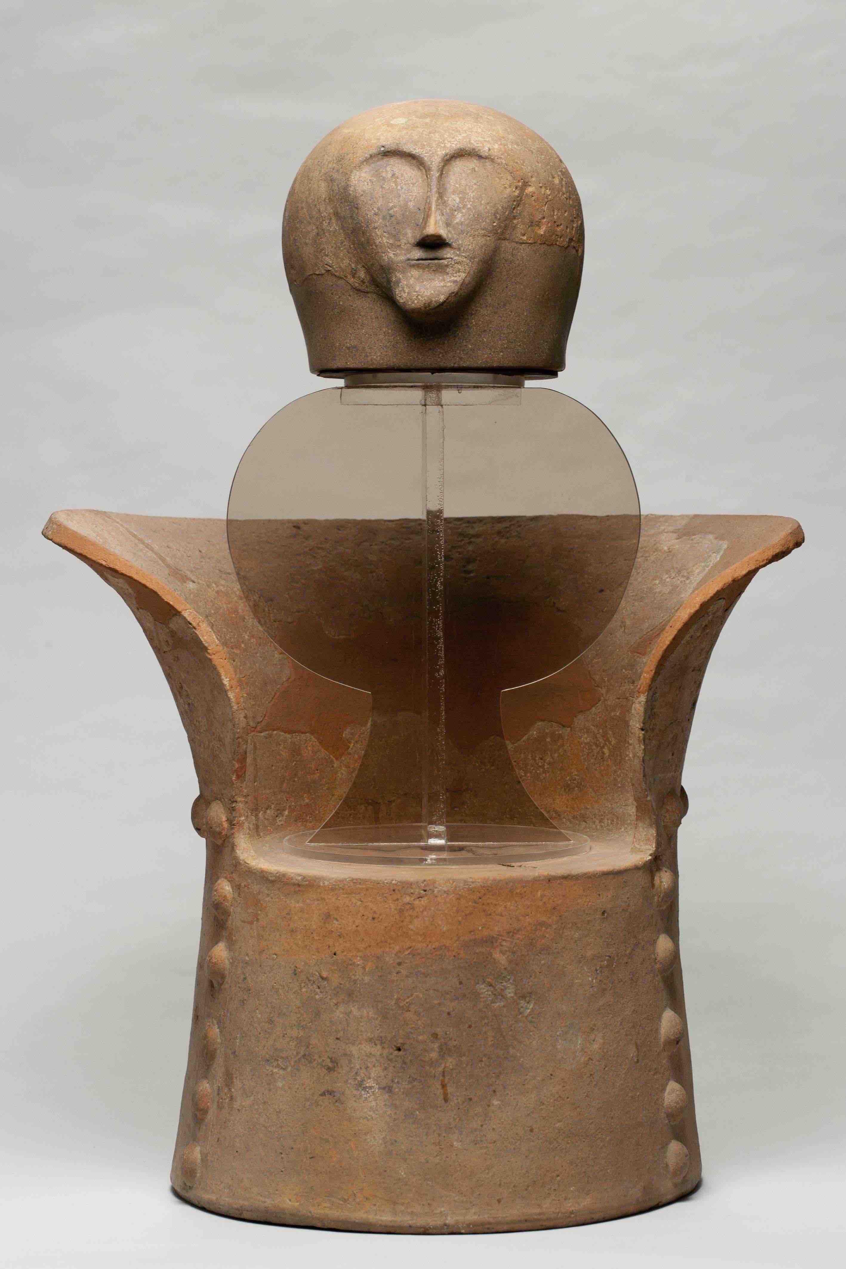 GG museo archeologico di milano ad aprile1