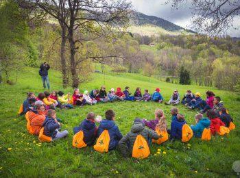 Oasi Zegna in aprile: Pasquetta nel verde