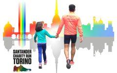 GG santander charity run di torino 2019