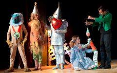 GG teatro colla sul palco di aprile