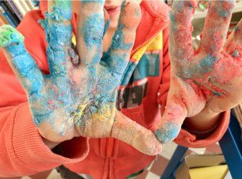 Kidslab di musica, danza e arti visive