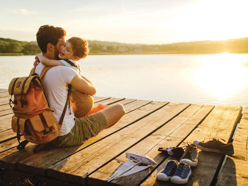 Genitori single in vacanza: istruzioni per l'uso
