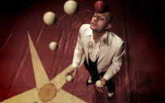 GG mister david crazy dream circus