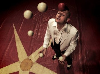 Crazy Dream Circus di Mister David and The Family Dem, a Torino