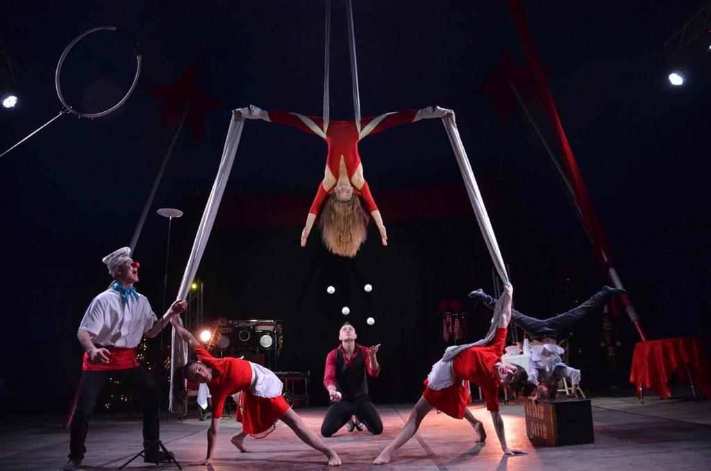 GG mister david crazy dream circus1