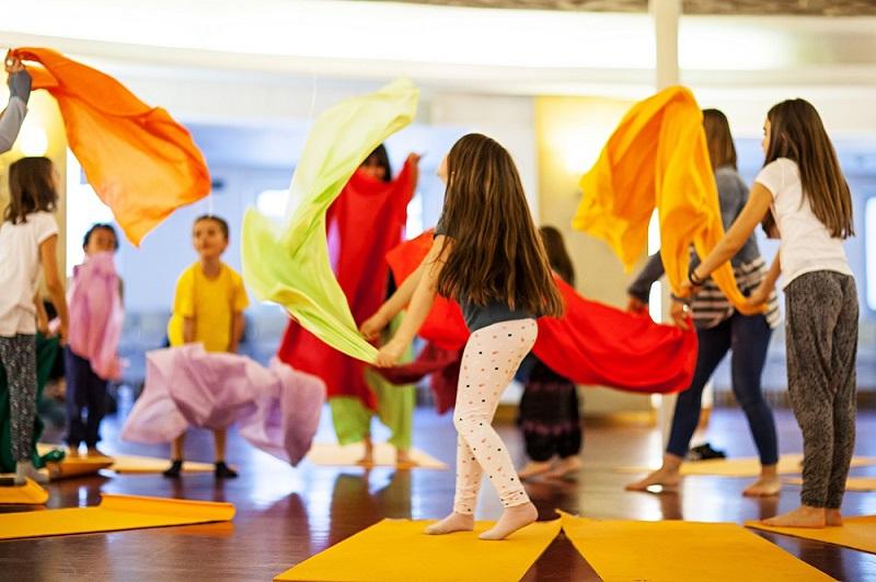 GG yogafestival bimbi 20191