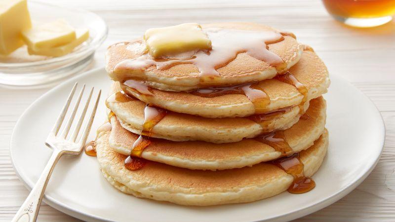 ricetta pancake classico