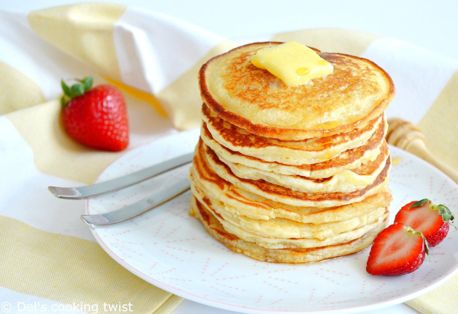 Pancake, la guida definitiva al brunch
