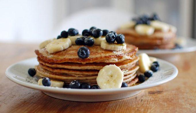 ricetta pancake vegani