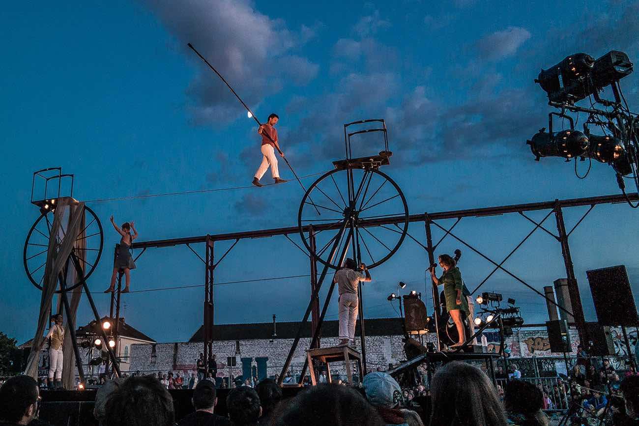 Lunathica 2019, circo estivo diffuso in Piemonte