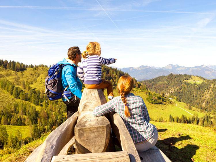 In Austria con i bambini: il Kufsteinerland