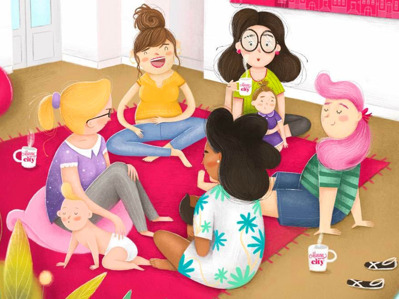 Mammaandthecity: un luogo per le mamme e i bambini
